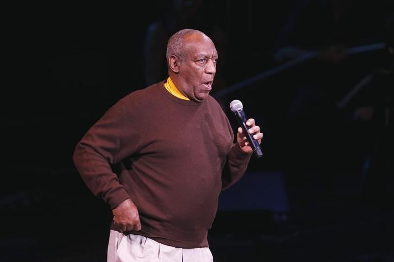 Comedian Bill Cosby performs during the 'A Celebration of Paul Newman's Hole in the Wall Camps' fundraising concert in New York October 21, 2010. REUTERS/Lucas Jackson