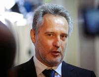 Dmytro Firtash, one of Ukraine's richest men, is seen in Kiev May 18, 2010. Austria has arrested Ukrainian businessman Firtash at the request of the United States which has been investigating him since 2006, government sources said. The Federal Crime Agency on March 13, 2014 identified the suspect only as Dmitry F., 48, but government sources said it was Firtash. The agency said he was suspected of violating laws on bribery and forming a criminal organisation in the course of foreign business deals.  Picture taken May 18, 2010. REUTERS/Maks Levin  (UKRAINE - Tags: POLITICS CRIME LAW ENERGY HEADSHOT) - RTR3GYWJ