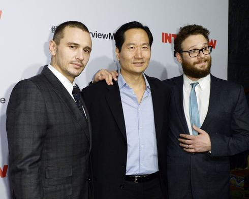 Rogen defends satirizing North Korean leader in 'The Interview'