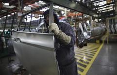 REUTERS/Nacho Doce (BRAZIL - Tags: TRANSPORT BUSINESS EMPLOYMENT) - RTX12K8B