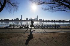 Prédios em Boston em frente ao Charles River. 08/01/2015 REUTERS/Brian Snyder