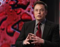 CEO da Tesla Motors, Elon Musk. REUTERS/Rebecca Cook   (UNITED STATES - Tags: TRANSPORT BUSINESS)