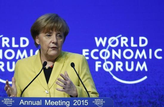 欧州各国、ECB量的緩和でも改革の手綱緩めてはならず=独首相