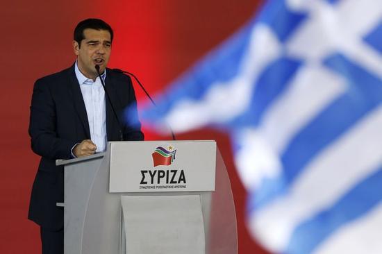 ギリシャ支援機関との交渉期限は7月=野党急進左派党首