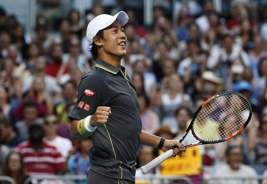 テニス=錦織が逆転勝ちで4回戦進出、全豪オープン