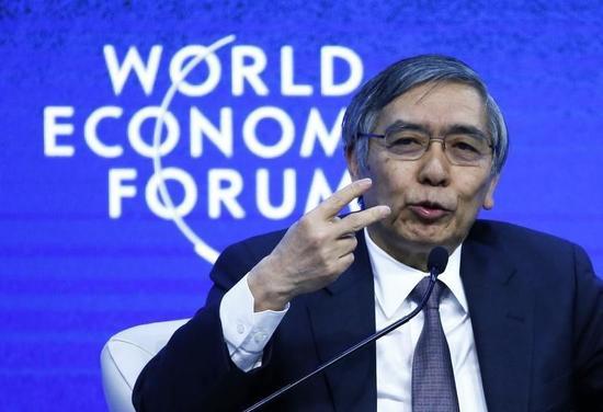 ダボス会議で各国中銀、政府に構造改革など経済対策を要請