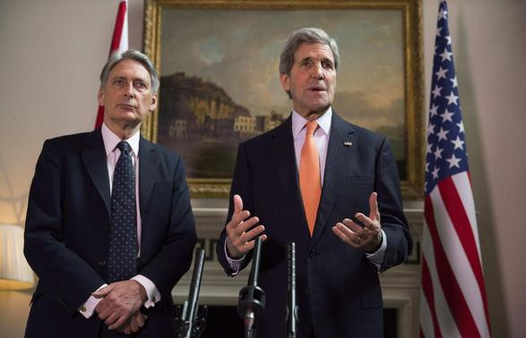 U.S. and allies discuss new sanctions on Russia over Ukraine: Kerry