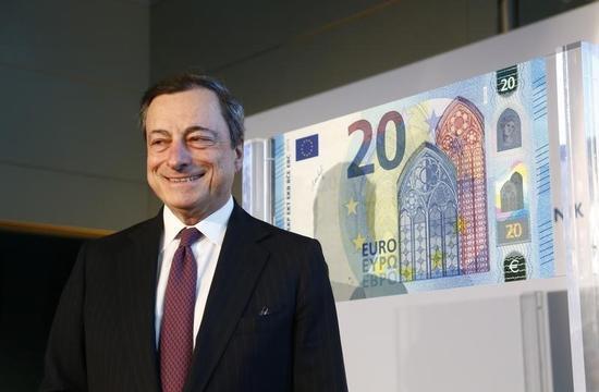 ユーロが対ドルで12年ぶり安値、ECBの国債買い入れが圧迫