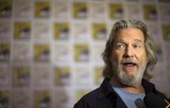 Ator Jeff Bridges concede entrevista coletiva em San Diego, nos Estados Unidos, em julho. 24/07/2014 REUTERS/Mario Anzuoni
