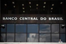 Foto da sede do Banco Central em Brasília. 15/01/2014 REUTERS/Ueslei Marcelino