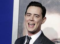 "Actor Colin Hanks, one of the stars of the  film ""The Guilt Trip"" poses as he arrives at the film's premiere in Los Angeles December 11, 2012. REUTERS/Fred Prouser"