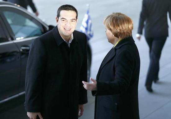 ギリシャ・ドイツ首脳が23日会談、決定的な進展見通せず