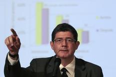 Ministro da Fazenda, Joaquim Levy, em foto de arquivo em Brasília. 27/02/2015 REUTERS/Ueslei Marcelino