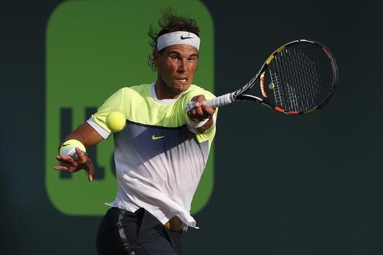 テニス=ナダル、「自己ワーストの状態」でモンテカルロ入り