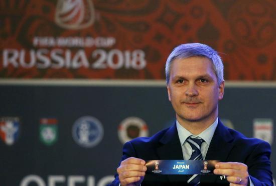 サッカー=W杯アジア2次予選、日本はシリアなどと同組