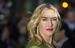 Atriz Kate Winslet em Toronto. 13/9/2014  REUTERS/Mark Blinch