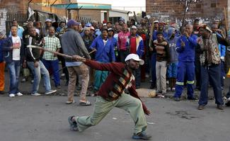 Anti-immigrant violence in South Africa