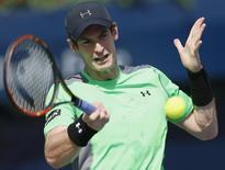 Andy Murray em foto de arquivo. 25/02/2015 REUTERS/Ahmed Jadallah