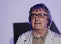 Ex-baixista do Rolling Stone Bill Wyman durante evento em Londres. 17/09/2014.  REUTERS/Luke MacGregor
