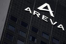 L'entreprise publique chinoise China National Nuclear Corp (CNNC) s'est déclarée mercredi ouverte à toute forme d'alliance avec le groupe nucléaire français Areva, qui a annoncé en mars de lourdes pertes au titre de 2014. /Photo prise le 27 février 2015/REUTERS/Philippe Wojazer