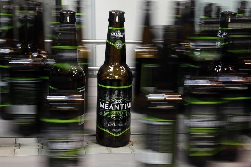 SABMiller compra Meantime para satisfacer a amantes de la cerveza...
