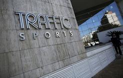 Sede da Traffic Sports em São Paulo. 27/05/2015  REUTERS/Nacho Doce