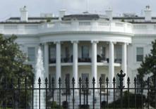 Casa Branca, em Washington.     28/05/2015    REUTERS/Gary Cameron