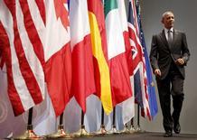 Presidente dos EUA, Barack Obama. 08/06/2015  REUTERS/Kevin Lamarque