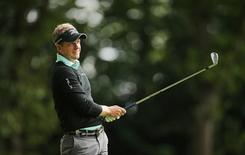 Golf - BMW PGA Championship - Virginia Water, Surrey, England - 22/5/15 England's Luke Donald in action during the second round Action Images via Reuters / Paul Childs Livepic