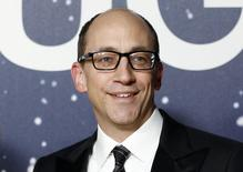 Twitter CEO Dick Costolo poses on the red carpet during the second annual Breakthrough Prize Awards at the NASA Ames Research Center in Mountain View, California in this November 9, 2014 file photo. REUTERS/Stephen Lam/Files