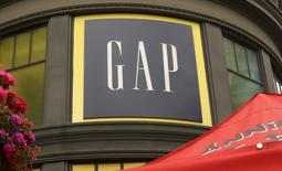 Una tienda Gap en San Francisco, California, 8 de mayo de 2013.  REUTERS/Robert Galbraith
