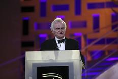 Diretor e roteirista britânico John Boorman durante festival de cinema em Marrakech, Marrocos. 30/11/2012 REUTERS/Stringer