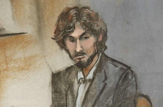 ボストン爆破被告「命奪い申し訳ない」、死刑宣告で初めて証言