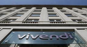 Vivendi a bouclé l'acquisition de 80% du capital de la plate-forme de vidéos en ligne Dailymotion auprès d'Orange pour 217 millions d'euros.  /Photo d'archives/REUTERS/Gonzalo Fuentes