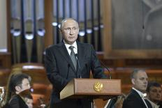 Presidente russo, Vladimir Putin. 02/07/2015 REUTERS/Aleksey Nikolskyi/RIA Novosti/Kremlin