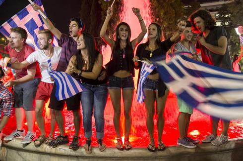 Greece votes No