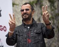 Ringo Starr em evento para comemorar aniversário em Los Angeles. 07/07/2015 REUTERS/Mario Anzuoni