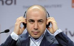 Empresário russo Yuri Milner. 25/05/2011  REUTERS/Gonzalo Fuentes