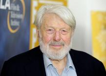 "Actor Theodore Bikel arrives at the opening night of the UCLA Film and Television Archive film series ""Champion: The Stanley Kramer Centennial"" and the world premiere screening of the newly restored ""Death of a Salesman"" in Los Angeles, California August 9, 2013. REUTERS/Gus Ruelas"