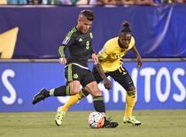 لمكسيك تهزم جاميكا وتحرز لقب الكأس الذهبية