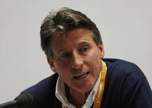 British politician and former athlete Sebastian Coe talks to the media Action Images via Reuters / Matthew Childs