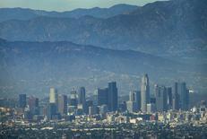 Cidade de Los Angeles, nos Estados Unidos, em agosto. 05/08/2015 REUTERS/Mike Blake
