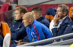 روبن يغيب عن مباراة هولندا وتركيا بالتصفيات الأوروبية