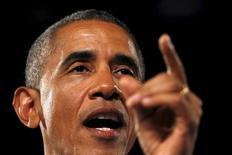 Presidente dos EUA, Barack Obama.  14/09/2015   REUTERS/Carlos Barria