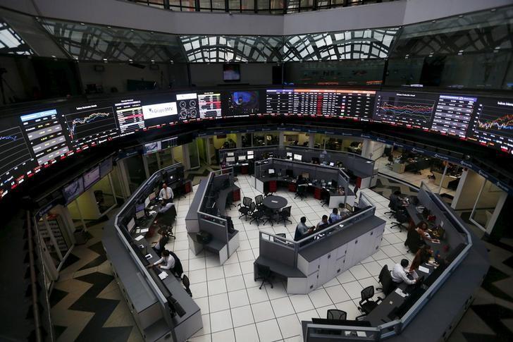 Bolsa mexicana pierde en apertura por preocupaciones economía global, sigue a Wall St