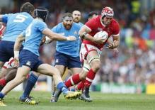 Rugby Union - Italy v Canada - IRB Rugby World Cup 2015 Pool D - Elland Road, Leeds, England - 26/9/15 Canada's Jamie Cudmore in action Action Images via Reuters / Ed Sykes Livepic