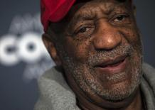 Comediante norte-americano Bill Cosby em Nova York. 26/04/2014 REUTERS/Eric Thayer
