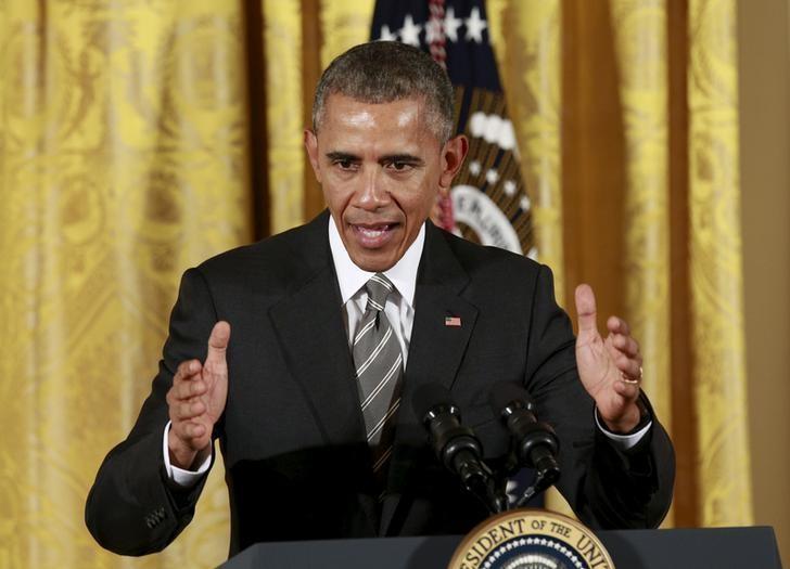 أوباما يعتذر لمنظمة أطباء بلا حدود عن الغارة التي أصابت مستشفى بأفغانستان