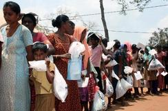 Sri Lanka Red Cross probes claim of sex-for-aid demand in former war zone
