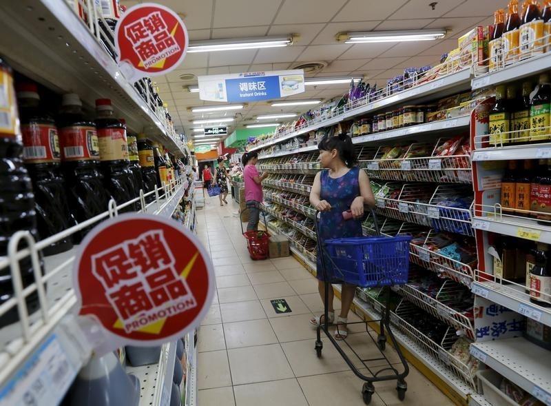 تضخم اسعار المستهلكين في الصين يتراجع في سبتمبر واسعار المنتجين تهبط للشهر الثالث والاربعين